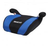 Автокрісло-бустер Sparco (II-III) чорно-синє