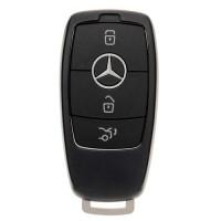 """Чехол для автоключа """"Mercedes"""" от 2017 г LaManche черный"""