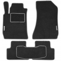 Textile-Pro Коврики в салон для Alfa Romeo 159 '05-11 текстильные, серые (Стандарт)