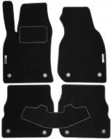 Коврики в салон для Audi A6 '97-05 текстильные, черные (Стандарт)
