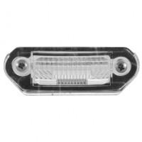 Стекло фонаря подсветки номерного знака для Skoda Octavia '97-00, задний (FPS)