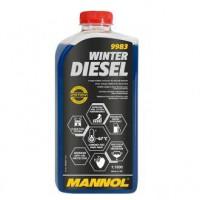 Присадка к дизельному топливу антигель Mannol 9983 Winter Diesel, 1 л
