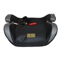 Автокресло-бустер детское (II-III) Boss Automative black-grey HB605