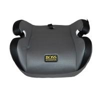 Автокресло-бустер детское (II-III) Boss Automative grey-black HB605