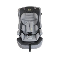 Детское автокресло Boss Baby Car Seat HB616 (I, II, III) grey-black