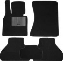 Коврики в салон для BMW X6 E71 '08- текстильные, черные (Стандарт)