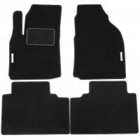 Коврики в салон для Hyundai Matrix '01-10 текстильные, черные (Стандарт)