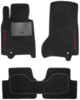 Коврики в салон для Infiniti G35 Sedan '07-10 текстильные, черные (Стандарт)