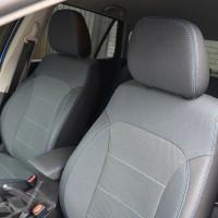 Авточехлы Premium для салона Suzuki Vitara '15-, синяя строчка (MW Brothers)