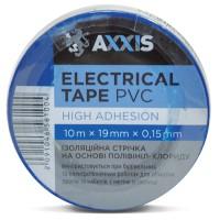 Ізострічка AXXIS ET-912Blue синя 19 мм х 10 м