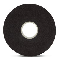 Ізострічка тканинна вогнетривка (волохата) AXXIS WH31 чорна 19 мм х 20 м