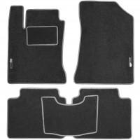 Коврики в салон для Kia Magentis '06-11 текстильные, серые (Стандарт)