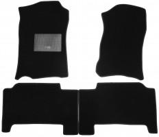 Textile-Pro Коврики в салон для Cadillac Escalade III '07-13 текстильные, черные (Стандарт)