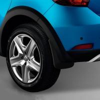 Брызговики задние для Renault Sandero Stepway '08-12 (REIN)