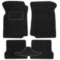 Коврики в салон для Chery Amulet '04-12 текстильные, черные (Стандарт)