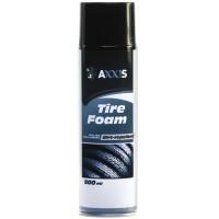 Пенный очиститель для шин AXXIS 500 мл