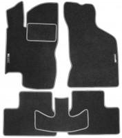 Коврики в салон для Lada Калина 1117-19 '04-13 текстильные, серые (Стандарт)