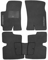 Коврики в салон для Chevrolet Evanda '03-06 текстильные, серые (Стандарт)