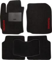 Коврики в салон для Daihatsu Materia '07-12 текстильные, черные (Стандарт)