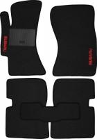 Коврики в салон для Subaru Impreza '07-12 текстильные, черные (Стандарт)