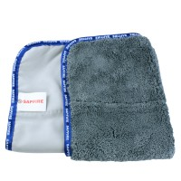 Салфетка двухсторонняя SAPFIRE Dust and Polish Cloth 35 х 40 см