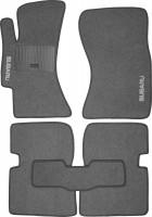 Коврики в салон для Subaru Impreza '07-12 текстильные, серые (Стандарт)