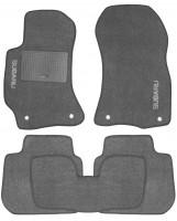 Коврики в салон для Subaru Outback '09-14 текстильные, серые (Стандарт)