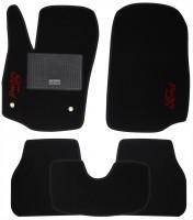 Коврики в салон для Ford B-Max '12- текстильные, черные (Стандарт)