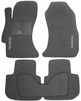 Коврики в салон для Subaru XV '11-16 текстильные, серые (Стандарт)