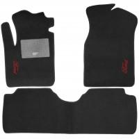 Коврики в салон для Ford Galaxy '06-12 текстильные, черные (Стандарт)