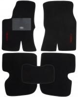 Коврики в салон для Geely FC '06- текстильные, черные (Стандарт)