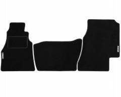 Коврики в салон для Mercedes Sprinter '95-06 текстильные, черные (Стандарт)