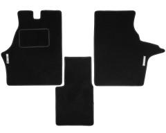 Коврики в салон для Mercedes Vito '96-03 текстильные, черные (Стандарт) передние