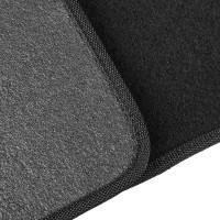Фото товара 3 - Коврики в салон для Volkswagen LT '96-05 текстильные, черные (Стандарт)