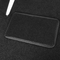 Фото товара 2 - Коврики в салон для Volkswagen LT '96-05 текстильные, черные (Стандарт)