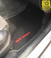 Фото товара 17 - Коврики в салон для Volkswagen Passat B5 '97-05 текстильные, черные (Стандарт)