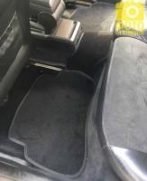 Фото товара 18 - Коврики в салон для Volkswagen Passat B5 '97-05 текстильные, черные (Стандарт)