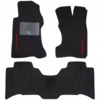 Коврики в салон для Great Wall Hover / H3 '10- текстильные, черные (Стандарт)