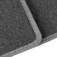 Фото 3 - Коврики в салон для Great Wall Voleex C10 '11- текстильные, серые (Стандарт)