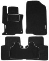 Коврики в салон для Honda Accord 8 '08- USA текстильные, серые (Стандарт)