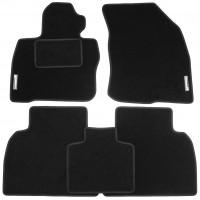 Коврики в салон для Honda Civic 5D '06-12 текстильные, черные (Стандарт)