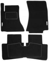 Коврики в салон для Opel Omega B '94-03 текстильные, черные (Стандарт)