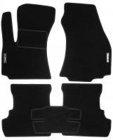 Коврики в салон для Opel Zafira '99-05 текстильные, черные (Стандарт)