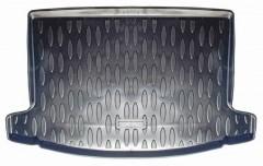 Коврик в багажник для Honda Civic 5D '12-, полиуретановый, без сабв. (Aileron)