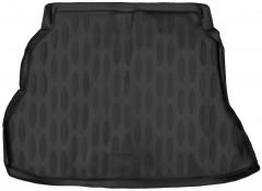 Коврик в багажник для ЗАЗ (Zaz) Forza / Chery A13 '11- хетчбэк, полиуретановый (Aileron)