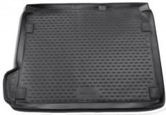 Коврик в багажник для Citroen C4 '11- хетчбэк, полиуретановый (Novline / Element) черный EXP.CARCRN10040