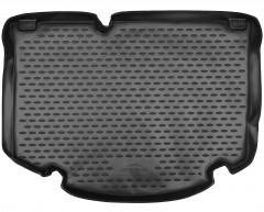 Коврик в багажник для Citroen DS3 '10-16, полиуретановый (Novline / Element) черный