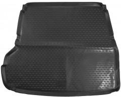 Коврик в багажник для Hyundai Grandeur '05-11, полиуретановый (Novline / Element) черный