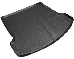 Фото 2 - Коврик в багажник для Nissan Qashqai +2 '06-14, (длинный), полиуретановый (Novline / Element) черный EXP.NLC.36.24.G13