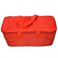 Сумка-органайзер в багажник Poputchik, красная